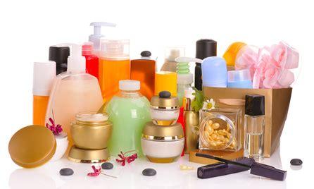 cosmetics toiletries