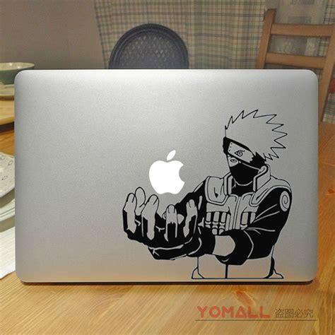 Sticker Decal Apple Mini Air Kakashi Rina Shop kakashi anime vinyl laptop decal for apple macbook anime store