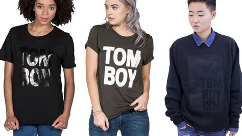 what hairstyle to wear for women when youre bald wear this stuff and tell the world you re a tomboy