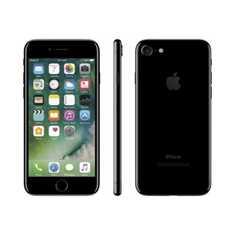 Iphone 7 Jet Black 128 Gn buy apple iphone 7 128gb jet black mn8q2ll a factory unlocked from www dannycomputers net