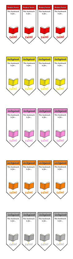 printable reward bookmarks twinkl resources gt gt editable bookworm bookmarks