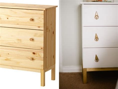 ikea dresser hack diy ikea tarva hack dresser makeover oh lovely day