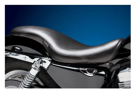 cobra motorcycle seats le pera king cobra seat for harley sportster 1982 2003