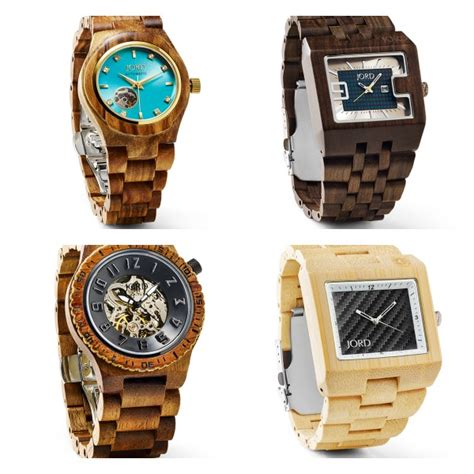 jord wood watches review and giveaway family focus