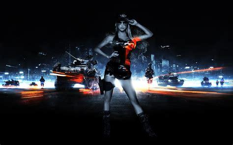 google bf3 wallpaper girl battlefield girl commander counter strike source gt guis