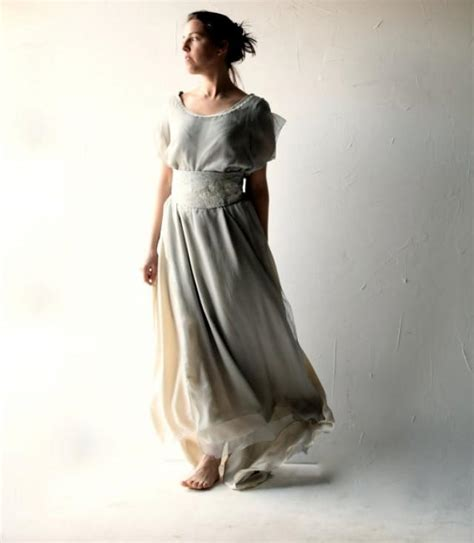 Wedding Dress, Boho Wedding Dress, Bohemian Wedding