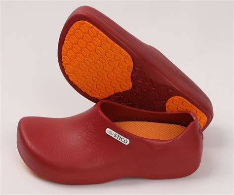 comfort non slip shoes clog cushion chef kitchen