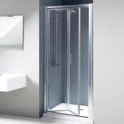 Bifold Glass Shower Door Shower Doors Ergonomic Designs