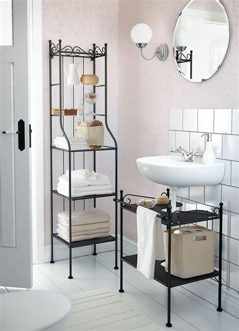 Ikea Badezimmer Mischbatterie by Ein Badezimmer Mit Ireviken Waschbecken In Wei 223 Mit