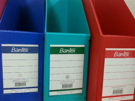 Harga Box File by Jual Box File Bantex Pjpaperwork Atk Printing