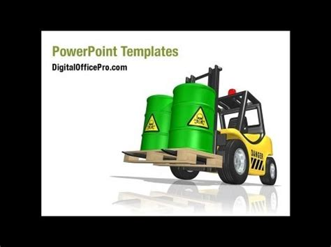Waste Management Powerpoint Template Backgrounds Waste Management Powerpoint Template