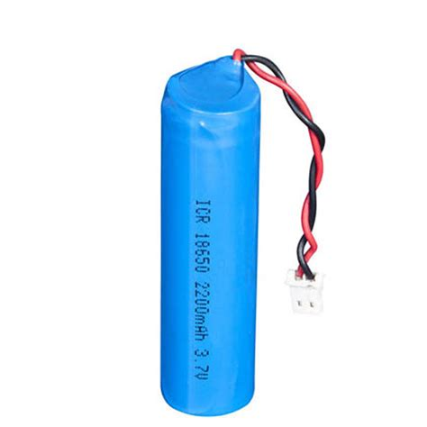 icr18650 battery 3 7v 2200mah icr18650 battery with connector ibestpower