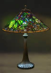 Galle Glass Vase Stained Glass Lampshades On Pinterest Stained Glass