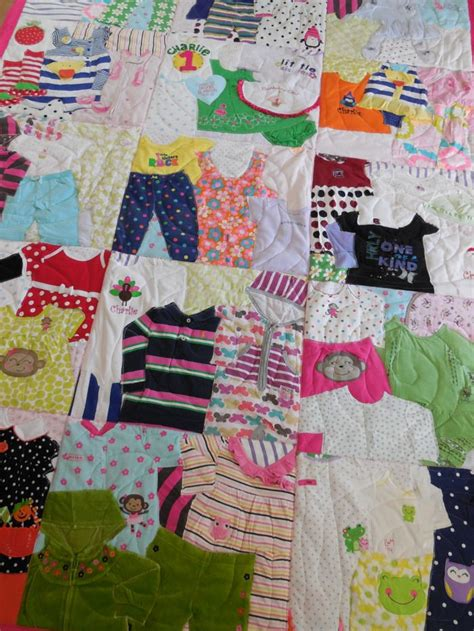 quilt pattern with baby clothes 95 best images about quilting on pinterest baby clothes