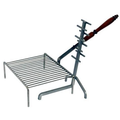 Grill Cheminee Cuisson by Grille Et Support Pour Chemin 233 E Ou Barbecue Mod 232 Le Pm