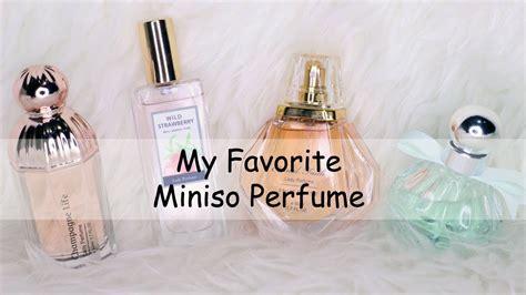 Miniso Parfum my favorite miniso perfume i bahasa indonesia