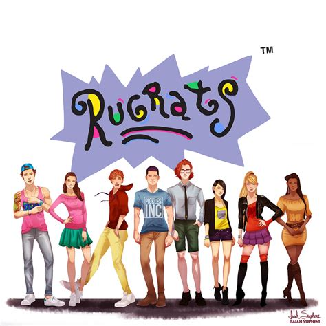 up 90s a artist reenvisioned a bunch of awesome 90s