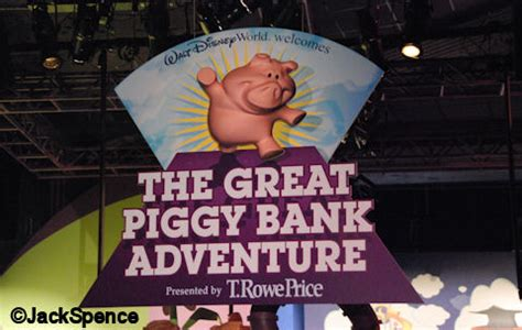 The Great Piggy Bank Adventure The World According To