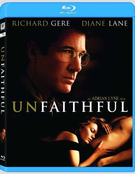 unfaithful film plot synopsis quote richard gere and diana lane get caught in