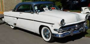 1954 ford crestline information and photos momentcar