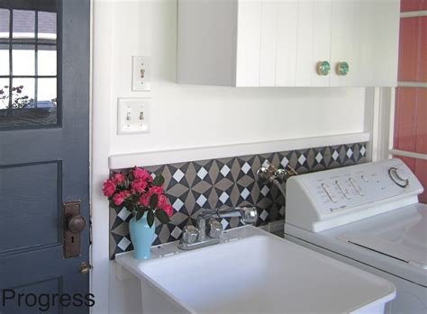 utility sink backsplash utility sink backsplash interior design ideas