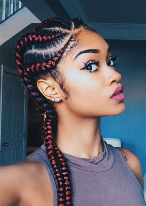 hair colors for box goddess braids goddess braids hairstyles for 2017 hairstyles 2018 new