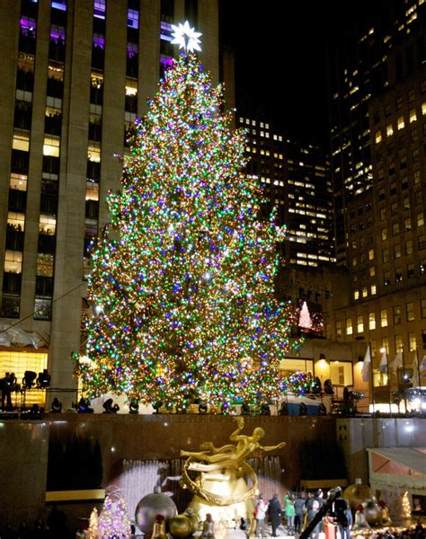 tree lighting in rockefeller center 2014 rockefeller center quotes quotesgram