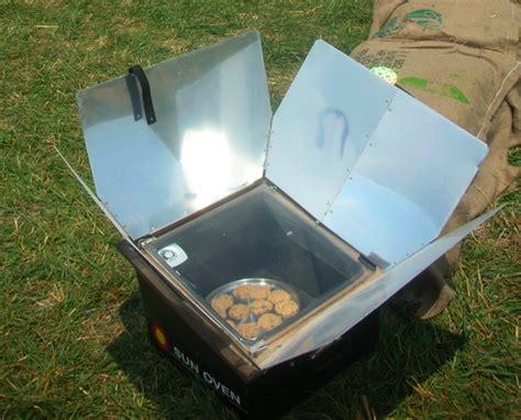 diy solar cooker eco friendly electricity ideas ecofriend