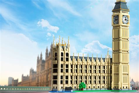 lego unveil big ben and houses of parliament set due in july tech