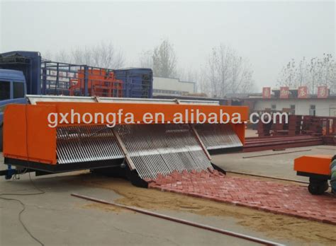 brick laying machine inter lock brick laying machine tiger paver laying