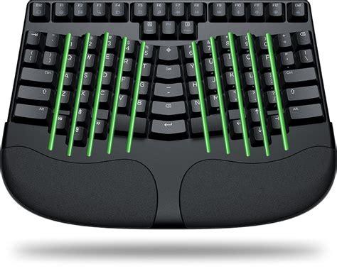 design keyboard unique split symmetric columnar key arrangement truly