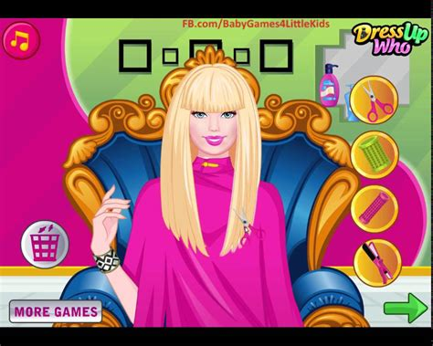 Haircut Games For Ladies | barbie hairstyles games for girls barbie prom haircuts