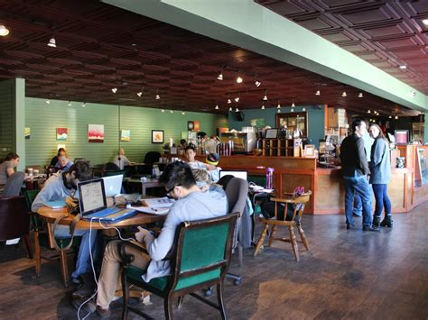 best coffee shops for wi fi networking getting