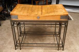 kitchen island legs for cabinet home interior design ideas discontinued reclaimed elm kitchen island w metal legs