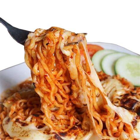 Ramen Keju jual mie instan korea samyang cheese ramen spicy keju goreng pedas mie halal di lapak toko