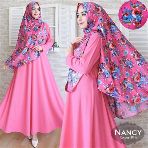Baju Muslim Cantik baju muslim cantik nancy misbee syar i