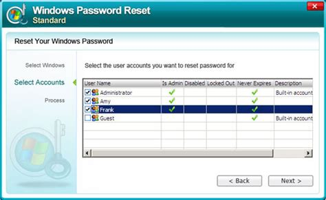 reset password windows xp embedded windows 7 admin password reset methods for computer newbies