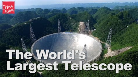 fast epp world s tallest fast the world s largest telescope a china icons