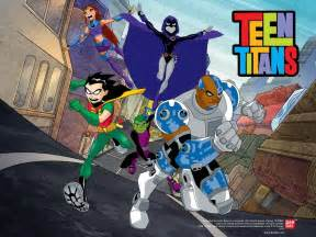 teen titans teen titans wallpaper 11153496 fanpop