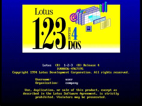 lotus 123 windows 7 winworld lotus 1 2 3 4 x dos