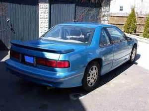 buy used 1993 chevrolet lumina z34 like monte carlo ss