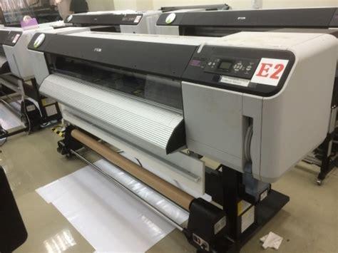 Printer Epson Gs6000 for sale epson stylus pro gs6000 64 quot eco solvent printer used product digitalprintmarket