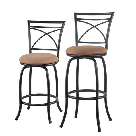Low Back Metal Counter Stools by Photo Of Metal Bar Stool With Back Low Back Metal Counter