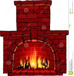 fireplace royalty free stock photography image 34632217