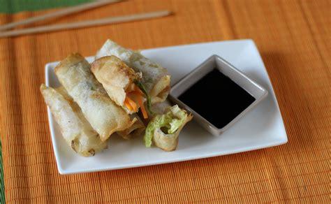 cucina cinese ricette involtini primavera la cucina cinese a casa agrodolce