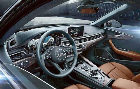 2019 Audi A4 Interior 2019 audi a4 custom release date and redesign just car