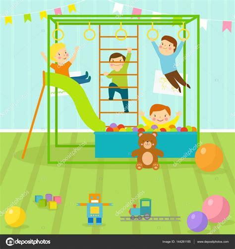imagenes infantiles juegos sala de juegos infantil con luz muebles decoraci 243 n