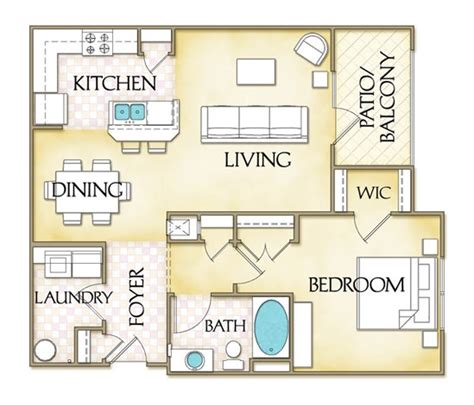 1 bedroom apartment size cleveland crossing apartments rentals garner nc