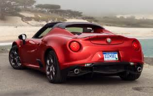 Alfa Romeo Msrp Alfa Romeo Spider 2018 Sporty Design Prices Estimate