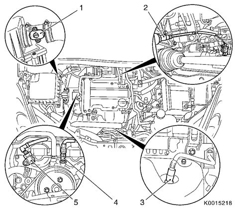 opel corsa engine diagram vauxhall workshop manuals gt corsa d gt j engine and engine